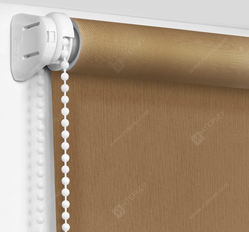 Рулонные шторы Мини - Лусто коричневый