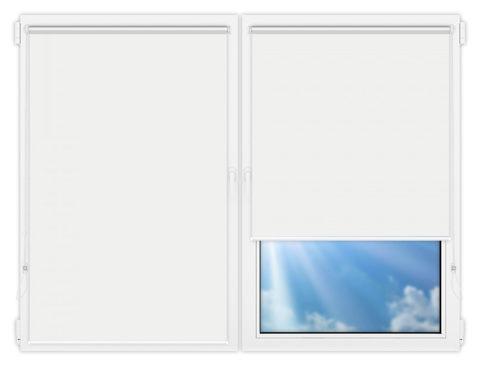 Рулонные шторы Мини - Мюнхен-1 на пластиковые окна